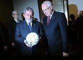 S prezidentem Brazílie Lulou