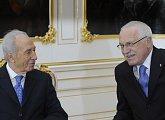 Návštěva prezidenta Státu Izrael