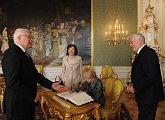 Návštěva prezidenta Litevské republiky