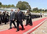 Státní návštěva prezidenta republiky v Tuniské republice