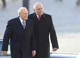 Návštěva prezidenta Řecké republiky