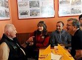 Neformální setkání s Bronisławem Komorowskim
