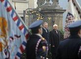 Návštěva prezidenta Spolkové republiky Německo