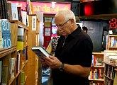 V knihkupectví Kramerbooks