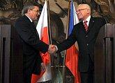 Státní návštěva prezidenta Polské republiky v ČR