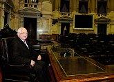 Návštěva v Národním kongresu Argentinské republiky