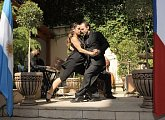 V Argentině se tango tančí všude