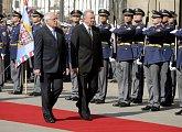 Státní návštěva prezidenta Maďarska v ČR
