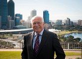 Prezident v západoaustralském Perthu