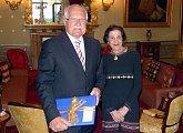 S guvernérkou Nového jižního Walesu Marií Bashirovou