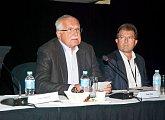 Prezident v diskusi na Coolumské konferenci
