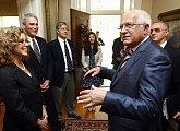 Setkání s vedením Guelphské univerzity