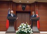 Státní návštěva Turecké republiky
