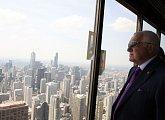 Stopatrový mrakodrap Johna Hancocka je druhým nejvyšším v Chicagu