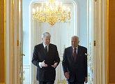 Státní návštěva prezidenta Islandské republiky v ČR