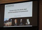 Konference v Kodani k 25. výročí pádu komunismu