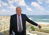 Konference v Tel Avivu a návštěva Izraele