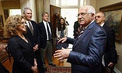 Setkání s vedením Guelphské univerzity v Kanadě
