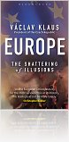 Kniha Europe: The Shattering of Illusions