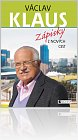 Kniha Vclav Klaus: Zpisky z novch cest
