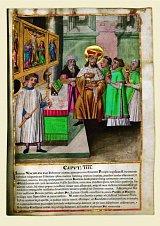 Vita et martyrium Sancti Venceslai, list druhý