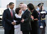 Návštěva prezidenta Spojených států amerických
