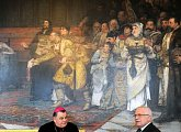 Přijetí Mons. Dominika Duky