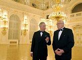 Prezident republiky a princ z Walesu