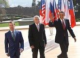 Summit USA - Ruská federace na Pražském hradě