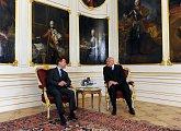 Soukromé setkání obou prezidentů
