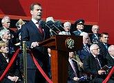 Návštěva moskevské oslavy 65. výročí konce II. světové války