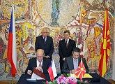 Podpis dohod o vzájemné spolupráci ve školství