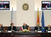 Makedonský parlament