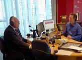 Interview v rádiu ABC Perth