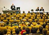 Přednáška prezidenta na Universitě v Melbourne