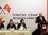 Zahájení podnikatelského fóra