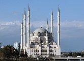 Impozantní mešita v Adaně