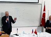 Přednáška na Çukurova University