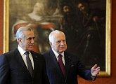 Státní návštěva prezidenta Libanonské republiky v ČR