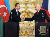 Státní návštěva prezidenta Ázerbájdžánské republiky v ČR