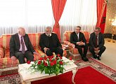 Ač jsem do Maroka přicestoval neoficiálně, dostalo se mi vřelého uvítání premiérem a vysokými provinčními představiteli