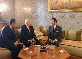 Mladší bratr krále Mohameda VI. princ Mulaj Rašid hraje nemalou roli v zahraniční politice Maroka