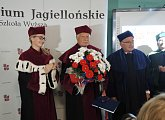 Předání Jagelonské ceny v polské Toruni