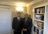 S vice-prezidentem Heritage Foundation Jackem Spencerem