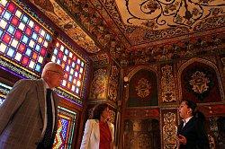 Palác Chána Sardiho v městě Šeki