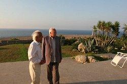 S profesorem Zichichim