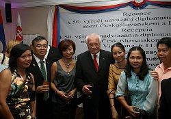Laosští českoslovenští studenti
