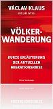Kniha Německé vydání knihy Stěhování národů s. r. o. snázvem Völkerwanderung