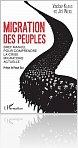 """Kniha Francouzské vydání knihy Stěhování národů s.r.o. snázvem """"Migration des peuples"""""""
