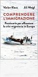 """Kniha Italské vydání knihy Stěhování národů s. r. o. snázvem """"Comprendere L´Immigrazione"""""""